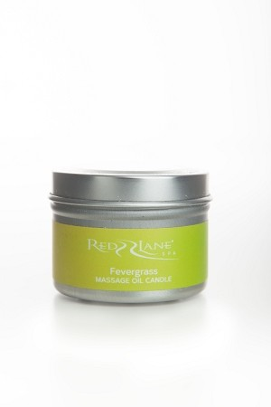 Fevergrass Massage Oil Candle