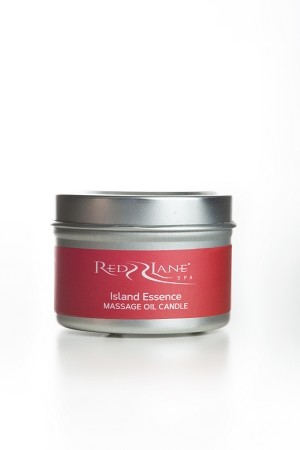 Island Essence Massage Oil Candle